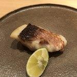 鮨 さかい - 甘鯛