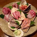 酒の魚 和海 - 徳盛り1