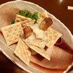 酒の魚 和海 - 自家製ポテトサラダ