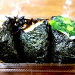 おにぎり家 一粒 - 野沢菜 179円