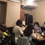 カッチャル バッチャル - カレー店名物の女子会