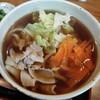 羽だ - 料理写真:肉うどん700円