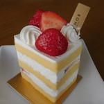 アンテノール - ショートケーキ