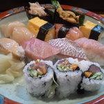 8417930 - 特上寿司・・・。