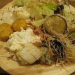 旬菜食健 ひな野 - 二皿目