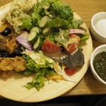 旬菜食健 ひな野 - 三皿目