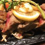 STEAK HOUSE WATAYOSHI - 和牛ステーキアップ
