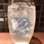 STEAK HOUSE WATAYOSHI - アイスボール レモン