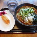 三そば - 料理写真:朝そば¥490-