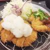 かつ屋 - 料理写真:おろしカツ&味噌カツ