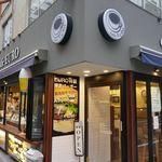 84173453 - たまに行くならこんな店は、スイーツやカフェメニューなどが多いイメージながらも、最近グルメバーガーがメニュー入りした「CAFE EURO」です。