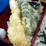 川崎増田屋 - 揚げたての天ぷらは素晴らしい