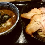 京都 麺屋たけ井 阪急梅田店 - つけ麺小、チャーシュー増し