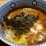 京都 麺屋たけ井 阪急梅田店 - このつけ汁がまたまたうんまい。