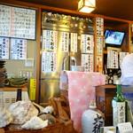 寿司と地魚料理 大徳家 - 店内