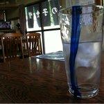 竹の子食堂 - なにげにグラスが素敵
