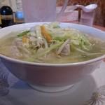 ごんべい - 野菜ラーメン