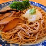 笠そば処 - 荒神蕎麦