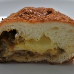 ピロシキ屋 - カレーチーズ