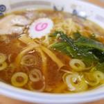 あぶずり食堂 - ラーメン550円