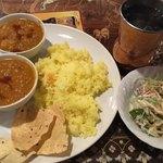 インド料理モハン - カレー・ブュッフェのセット