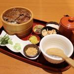 GOCHISO-DINING 雅じゃぽ - 黒毛和牛ひつまぶし御膳☆