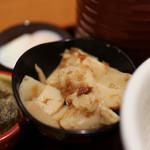 GOCHISO-DINING 雅じゃぽ - 筍☆
