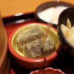 GOCHISO-DINING 雅じゃぽ - 蕨餅☆
