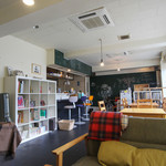 Cafe&Bar drawing - 内観☆