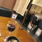 YOKUBALU - 90分飲み放題1200円とお通し350円税別