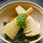 よこ林 - (撮影 20180413)久しぶりに訪問…この時期は若竹煮ですね。
