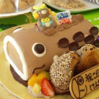 みんなでお祝い☆こどもの日ケーキ☆