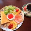 Sakurazakaan - 料理写真:モーニングプレート
