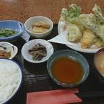 多菜田 - 多菜田定食 天ぷらコース