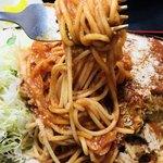 三州屋 - 麺アップ