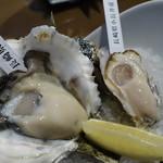 オイスターハウス静岡 - 生牡蠣