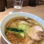 支那そばや 知立 - ワンタン麺(塩)