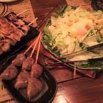 大和 笑う焼き鳥屋 ウルル - 当店自慢の美味しい焼き鳥・料理を、旨いお酒と共にお召し上がりください。
