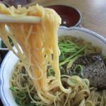 善光 - 温素麺
