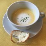 North 40-40 - スープです。
