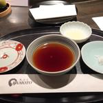 天ぷら岡本 - 天ぷら岡本(テーブルセット)