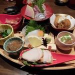 日本酒スローフード 方舟 - 方舟八彩