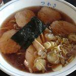 つかさ・麺・味・宴 - ちゃーしゅー麺
