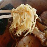 つかさ・麺・味・宴 - 麺アップ