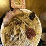 濃厚青森タンメン ふたごや  - 青森辛たん(野菜増し増し)