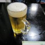 サン浜名 - 生ビールはアサヒです