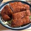 まるいち食堂 - 料理写真:ソースカツ丼 950円。