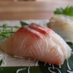 白金魚食堂 - カンパチ