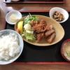 新宝来軒 - 料理写真:とんからコンビ定食