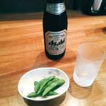 さかい - ビール(この店にはエビスも有るよ)